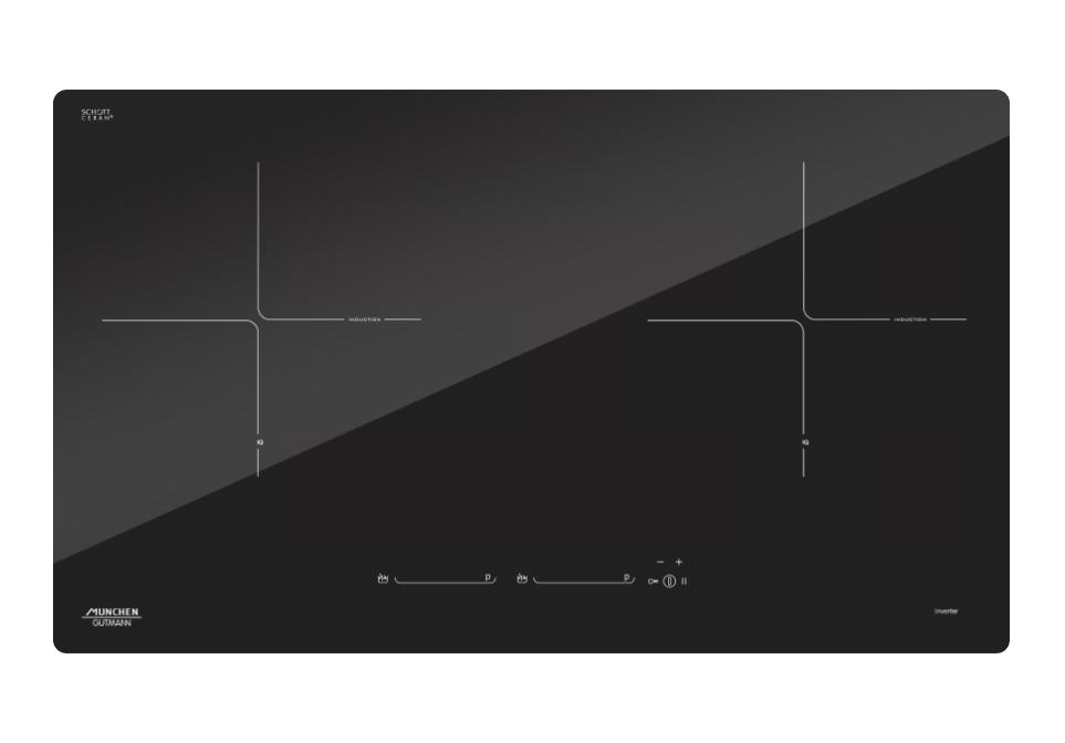Bếp cảm ứng từ GM5656 ( dòng sản phẩm Diamant - Đức )