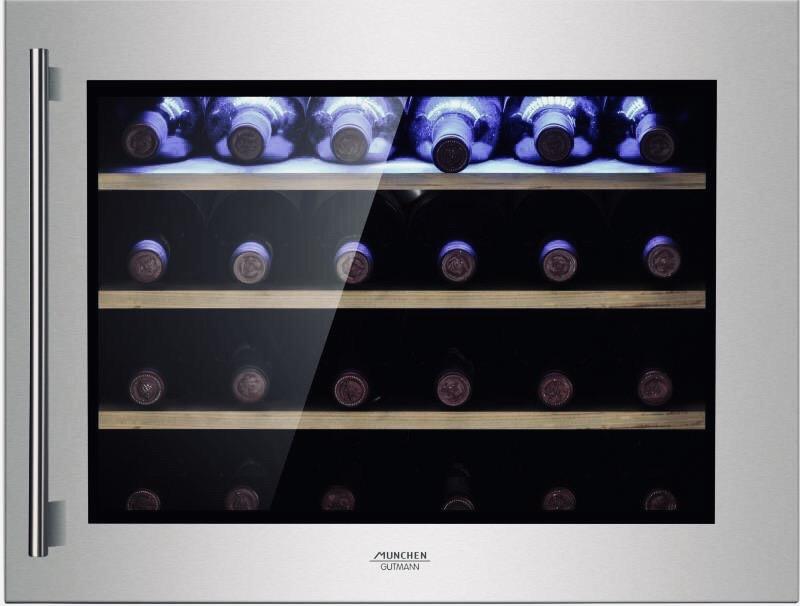 Tủ rượu vang MW2611B (Thể tích 60 lít)